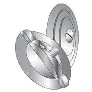 Cully 90064 Three-Piece Knockout Seal, Steel, 3""