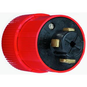 Pass & Seymour 20445-N PLUG 3P 4W 30A 480VAC PW