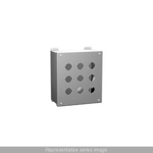 Hammond Mfg 1437C P-BTN ENC        8X4