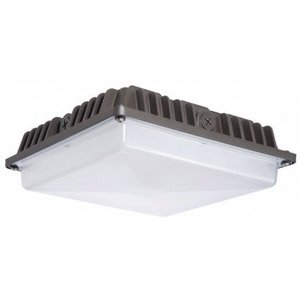 Philips - Light To Go PGC40-NW-G1-SM-5-8-BZ Garage/Canopy, LED, 40W
