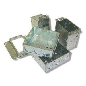 Thomas & Betts TS103-10 1 STRAP,EMT,STL,1 HOLE SNAP,10/BG
