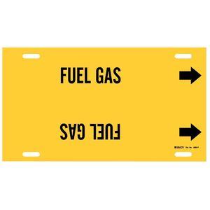 4062-F 4062-F FUEL GAS YEL/BLK STY F