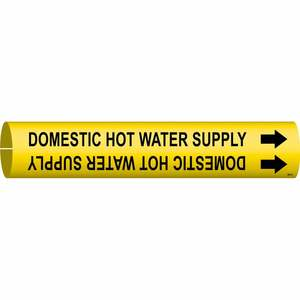 4053-D 4053-D DOMESTIC HOT WATER SUP/YEL