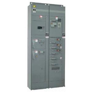 Square D 8998SBF100 MCC, M6,100AMP