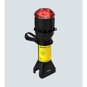 Tyco Thermal Controls E-100-L-A Above-Insulation End Seal W/ Red Indicator Light, Cold-Applied