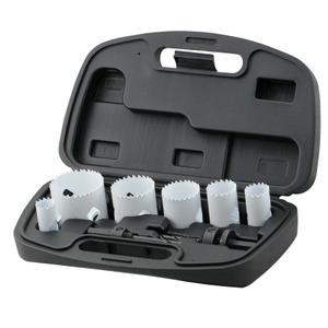 Ideal 36-500 Bi-Metal Hole Saw, 8Pc. Kit