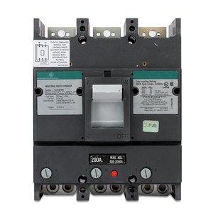 GE TJJ436350 3P-600V-350A CB