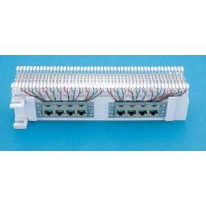 Ortronics 805003202 66M150 8/8P8CK(W/SHORTING BAR)