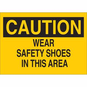 25206 PROTECTIVE WEAR SIGN