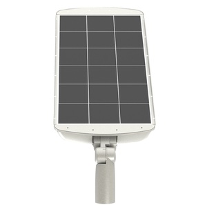 Light Efficient Design RP-SAL-30W-50K-SF-GY-G1 LED Solar Area Light