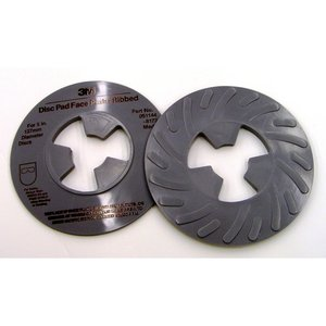 3M 81734 3M 81734 Disc Pad Face Plate Ribbed