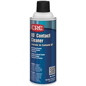 CRC 02130 QD Contact Cleaner - 11oz Aerosol Spray Can