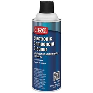 CRC 02200 Electronic Component Cleaner, 13 Ounce Spray Can