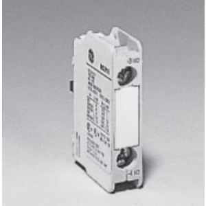 ABB BCLF10MP Auxiliary Contact Block, Instataneous, 1P, Front Mount, 1NO