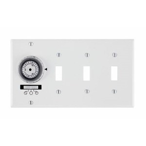 Intermatic KM2ST-4G IN-WALL TIMER,4 GANG