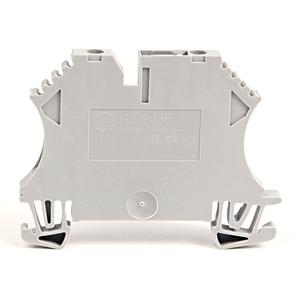 Allen-Bradley 1492-J3PTP IEC 1-CKT FEED-THROUGH BLK PLUG-IN 2.5MM