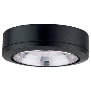 Sea Gull 9485-12 Puck Light, Xenon, 18W, 12V, Black