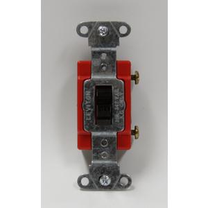 18221-B BR SW TGL SP 20A347VAC