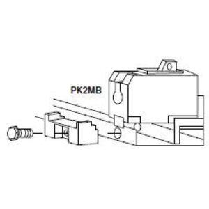 Square D PK2MB Load Center, Breaker Retaining Kit, for Back-Fed Mains, QO Type