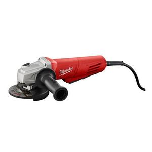 """Milwaukee 6146-31 Angle Grinder, 4 1/2"""", Paddle, No Lock *** Discontinued ***"""