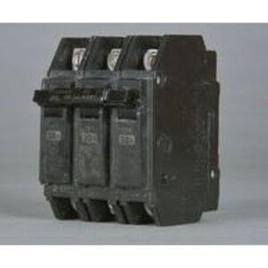 GE THQC32040WL Breaker, 40A, 3P, 240V, Q-Line, 10 kAIC, Lug In/Lug Out