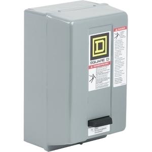 Square D 8536SBG2V08H30 STARTER 600VAC 18AMP NEMA + OPTIONS