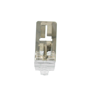 23452-MTS S.S. LAMP CLIP 2G11 BASE S-I
