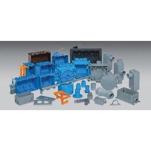 Carlon A9D2S1JNNB500 1-.5 INX500CORR PE ORG W/1130LBTAPE