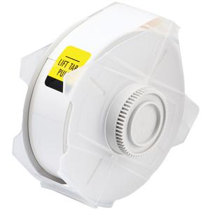 Brady 76617 B569 White Polyester 1.12 In X 100 Ft