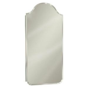 Broan 258 Medicine Cabinet, Recess Mount, Beveled Mirror