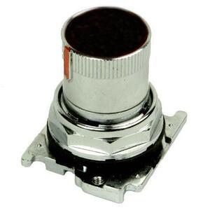 Eaton 10250T24111 30mm Roto-Push Operator, Black