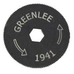 Greenlee 1941-1 Conduit Cutter Replacement Blade