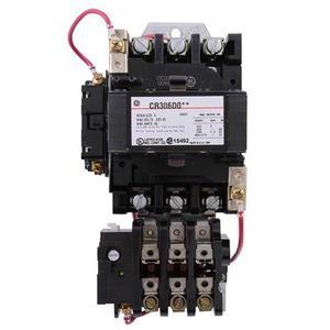 GE Industrial CR306D003 3P 230 STRTR 2 OPEN
