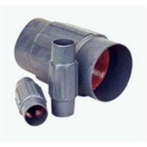Plasti-Bond PRCPLG-AL-2-1/2 2-1/2 Al Coupling