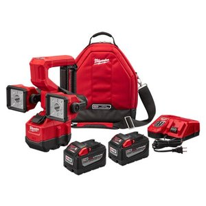 Milwaukee 2122-22HD M18 Utility Bucket Light Kit