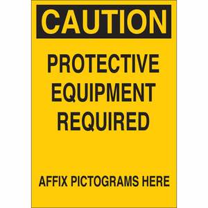 22417 CONFINED SPACE SIGN