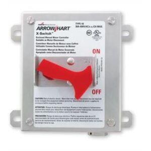 Eaton Wiring Devices AHMC360XC00SA Manual Motor Controller, 60A, 600VAC, X-Switch, NEMA 4X *** Discontinued ***