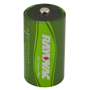 Rayovac PL713-2-GEND Recharge Plus Batteries And Chargers