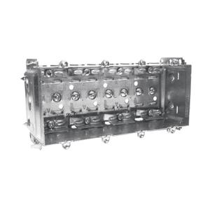 BC2304 LHTQ4 50 CU IN WELDED BOX 4 GANG