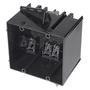 """Carlon 234-N Switch/Outlet Box, 2-Gang, Depth: 3-3/32"""""""