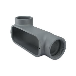 "Appleton LL50-M Conduit Body, Type: LL, 1/2"", Form 35, Malleable Iron"