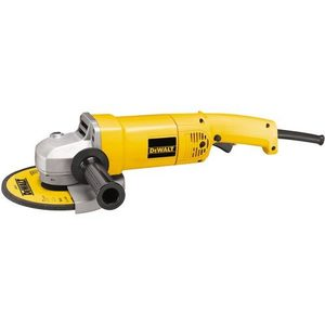 DEWALT DW840 Heavy-duty 7in Medium Angle Grinder