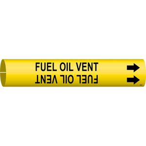 4066-A 4066-A FUEL OIL VENT/YEL/STY A