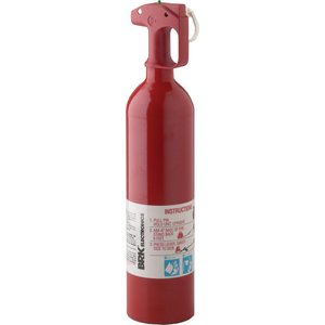 BRK-First Alert BF5-M Fire Extinguisher, Bulk Pack