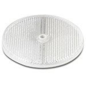 "Eaton 6200AS6501 Retroreflector, 3.30"" (84 mm) Diameter w/Mounting Hole, Bulk"