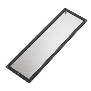 """nVent Hoffman GPS128SS6 Gland Plate For 12"""" x 8"""""""