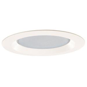 """Juno Lighting 20-WH Albalite Trim, Wet Location, 6"""", White"""
