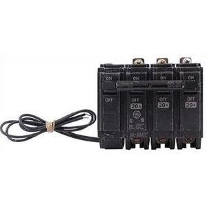 ABB THQB32040ST1 3P 240V 10K IC 40 AMP W/SHUNT TRIP