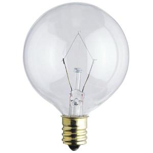 Westinghouse Lighting 0383900 G-161/2 60W CLEAR CB