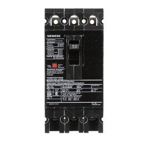 Siemens HED43B050 Breaker Ed 3p 50a 480v 42ka Ld Lug